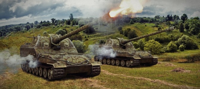 Геймхак. Как играть на САУ в World of Tanks