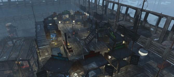 Геймхак. Базы (поселения) в Fallout 4