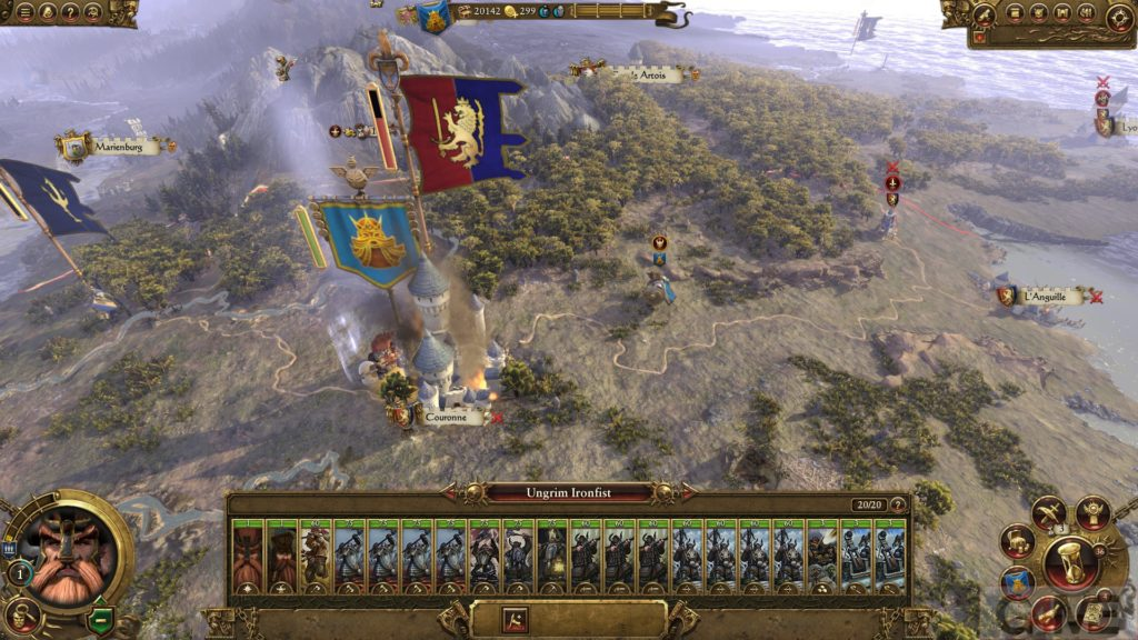 гайд по кампании Total War: Warhammer