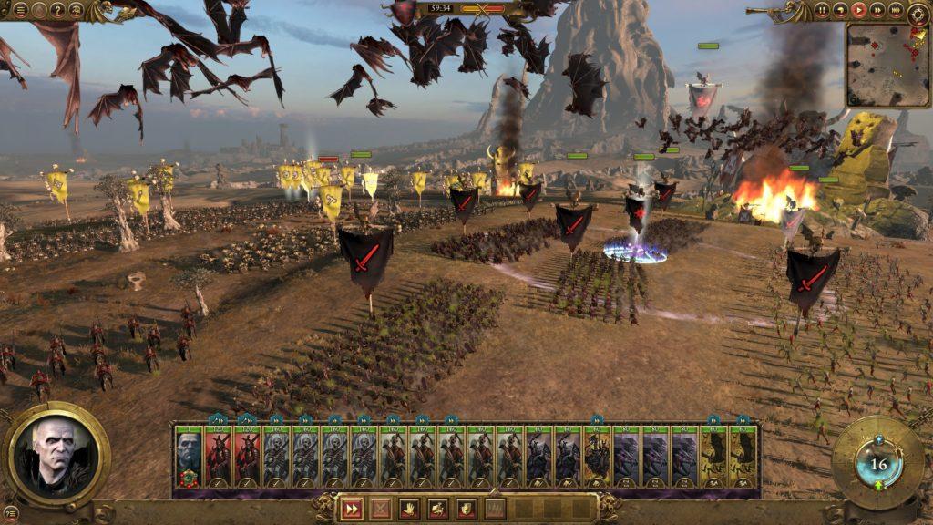 гайд по битвам Total War: Warhammer