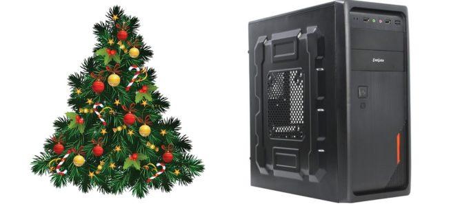 Бюджетный игровой компьютер на Новый год 2017