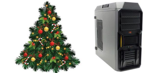 Мощный игровой компьютер на Новый год 2017