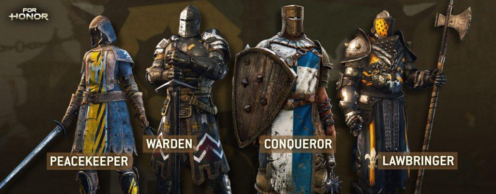 руководство по for honor