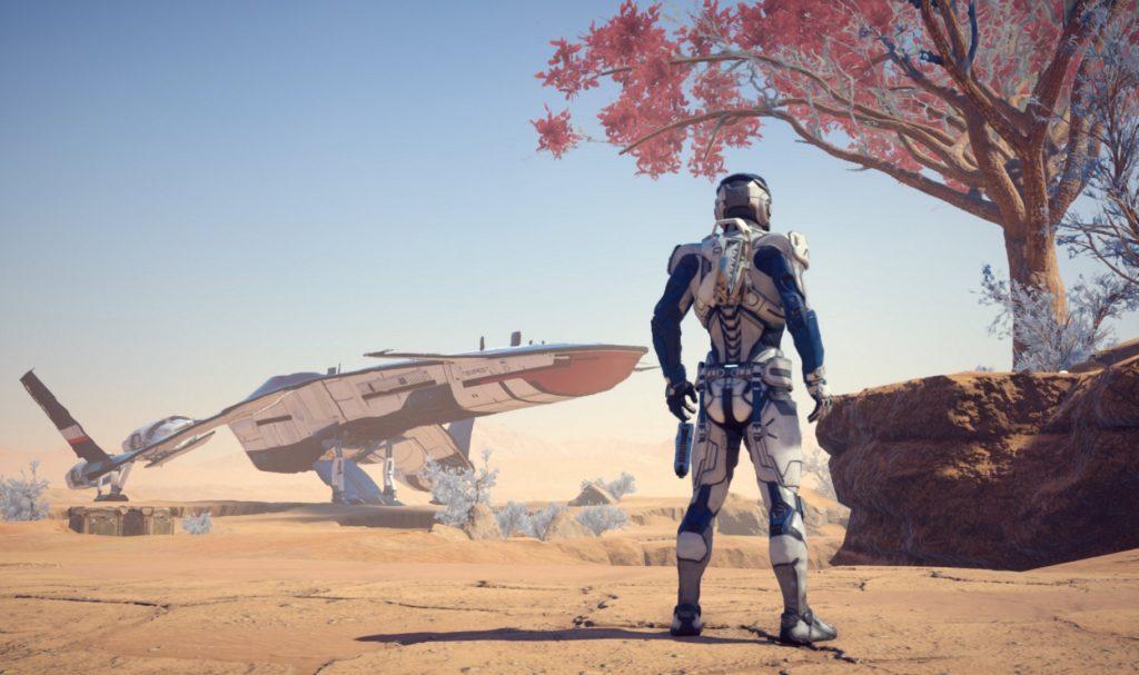 руководство по Mass Effect: Andromeda