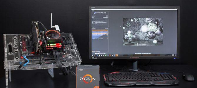 Матчасть. Разогнать AMD Ryzen и сэкономить на отоплении