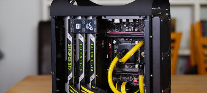 Мал да удал: тихий и мощный Mini-ITX-компьютер на июнь 2017