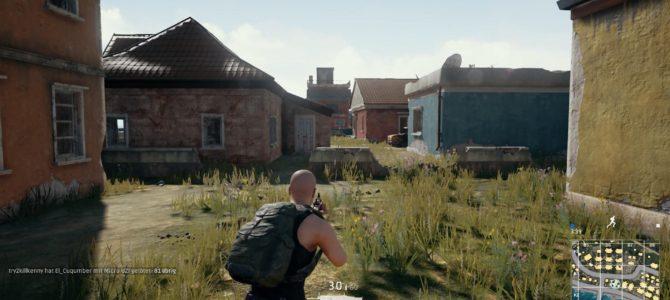 Геймхак: как выжить в PlayerUnknown's Battlegrounds