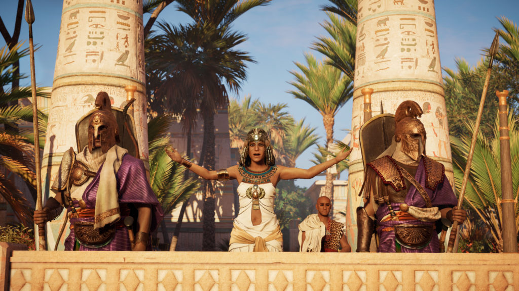 новый ассасин египет
