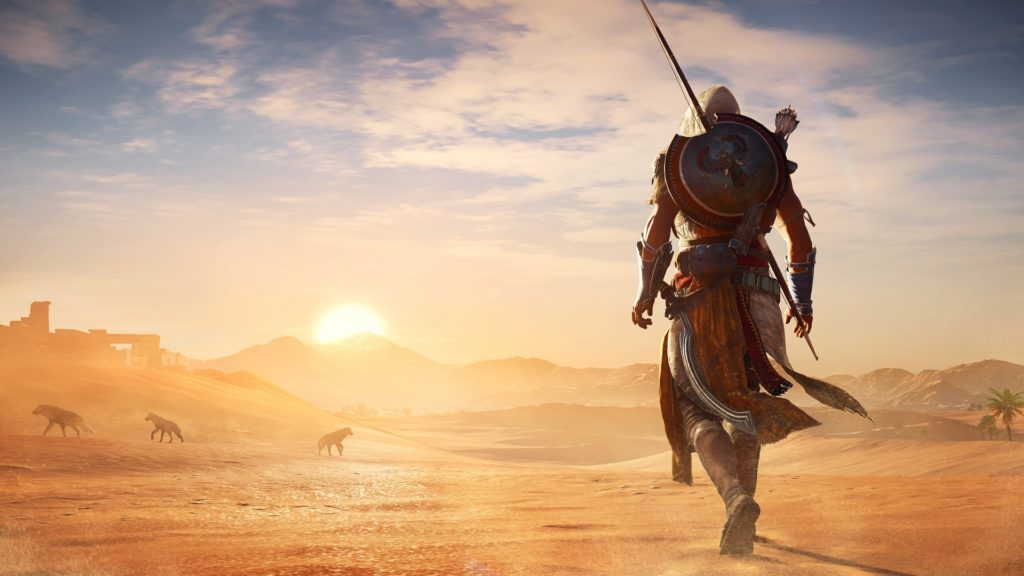 играть в assassins creed origins