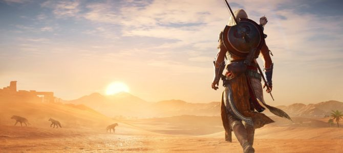 Скоро на Playkey: Assassin's Creed Origins