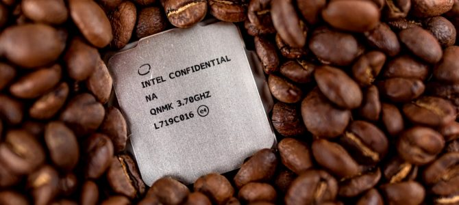 Перебираемся на Intel Coffee Lake!