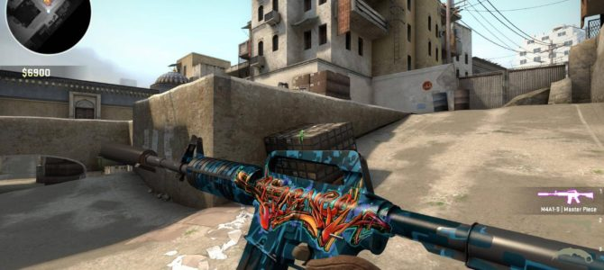 Обзор Counter-Strike: Global Offensive и рынка скинов