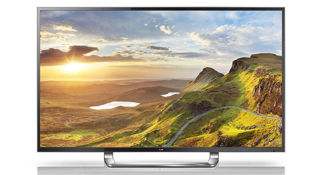 первый 4k телевизор lg