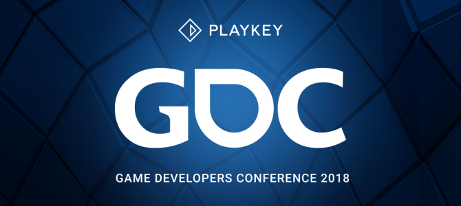 Playkey Founder Egor Gurjev to Appear at GDC 2018 in San Francisco