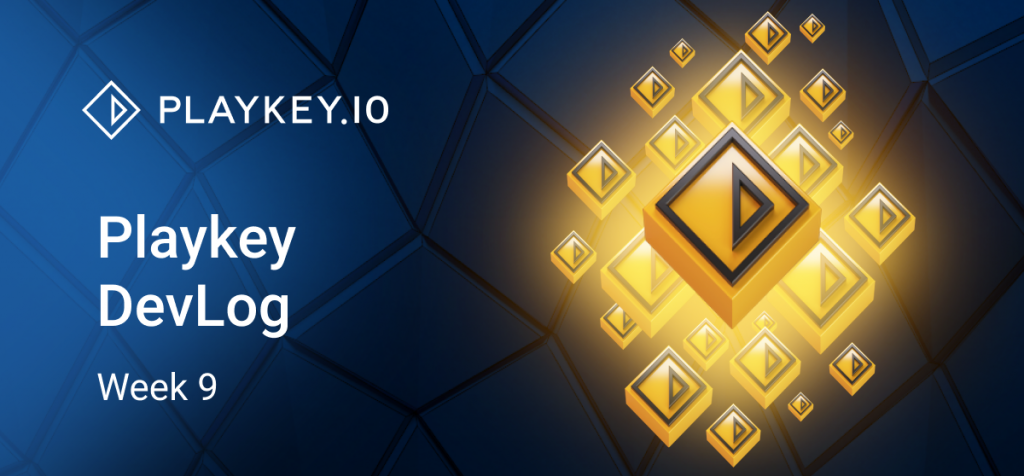 Playkey Devlog