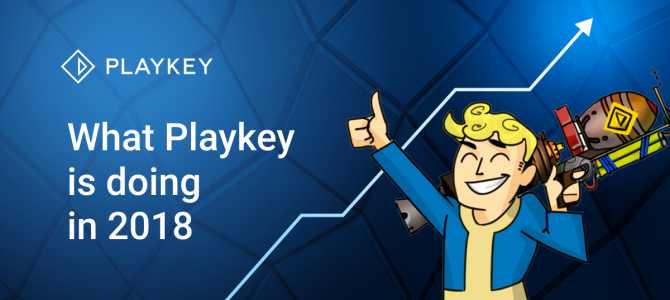 What Playkey is doing in 2018