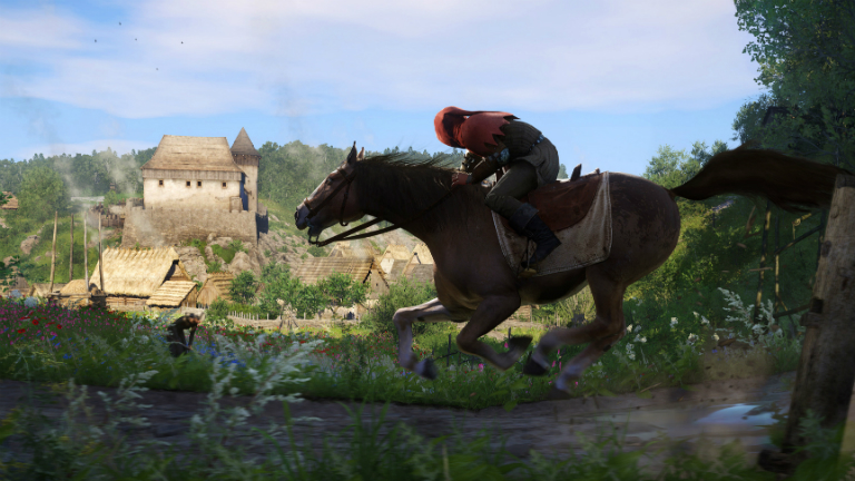 Kingdom Come: Deliverance скриншот