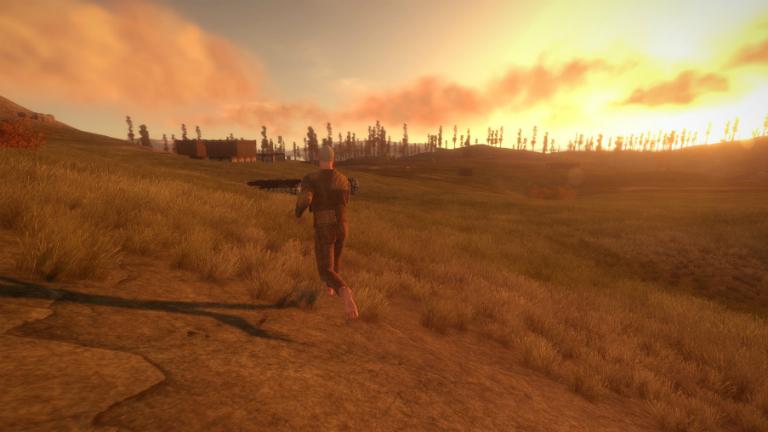 Rust скриншот