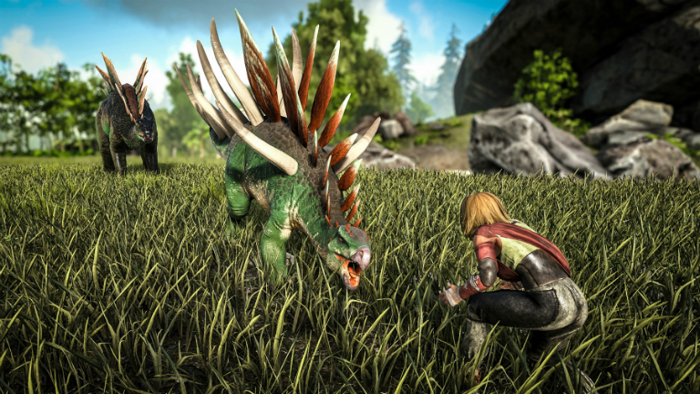ARK: Survival Evolved скриншот