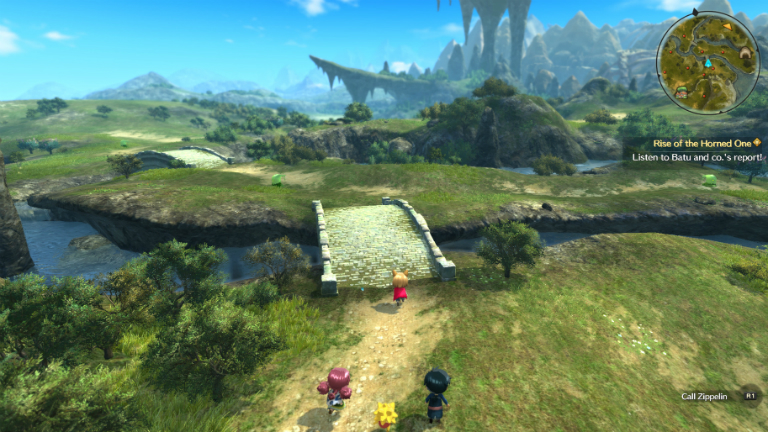 Ni no Kuni II: Revenant Kingdom скриншот