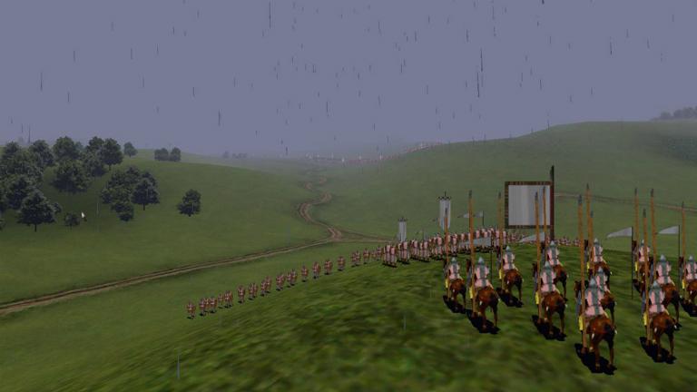Medieval: Total War скриншот