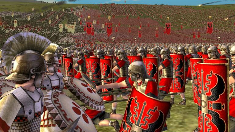 Rome: Total War скриншот