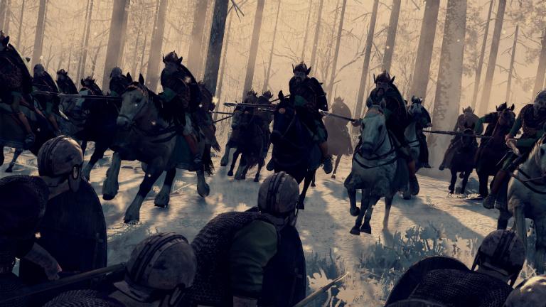 Total War: Attila скриншот