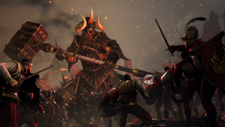 Total War: Warhammer скриншот