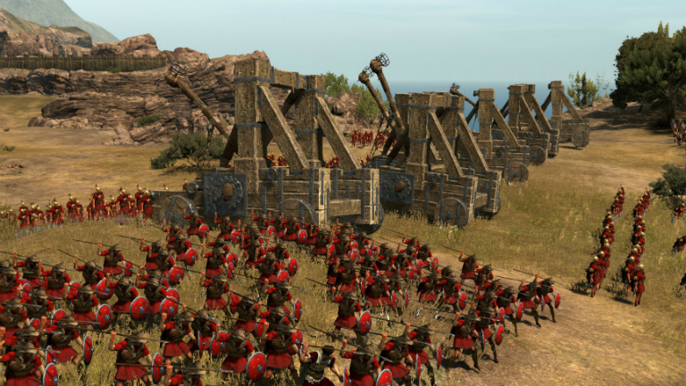 Total War: Arena скриншот