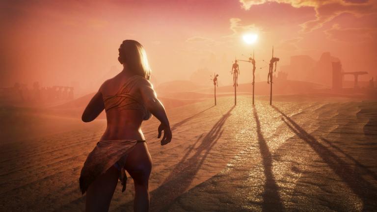 Conan Exiles скриншот