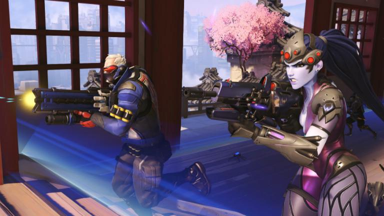 Overwatch скриншот