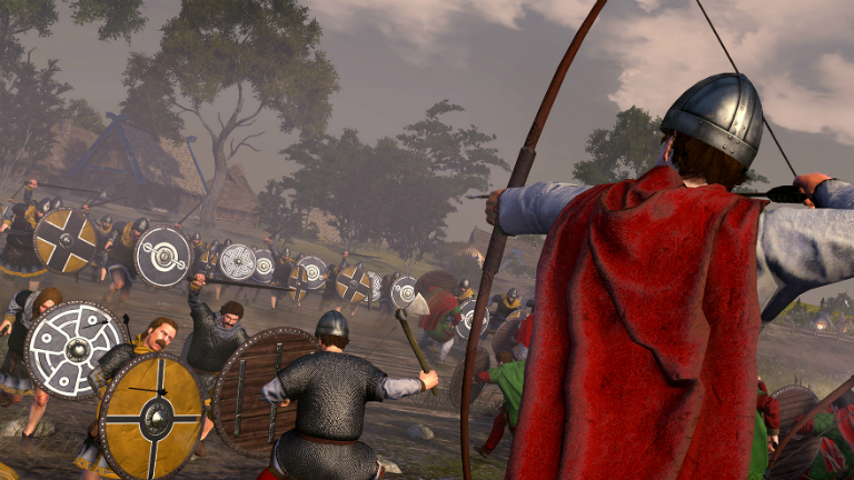 A Total War Saga: Thrones of Britannia скриншот