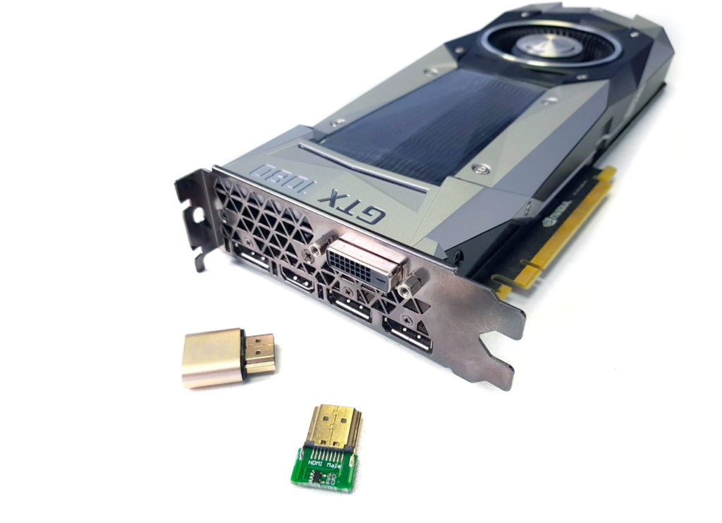 Videocard for Playkey
