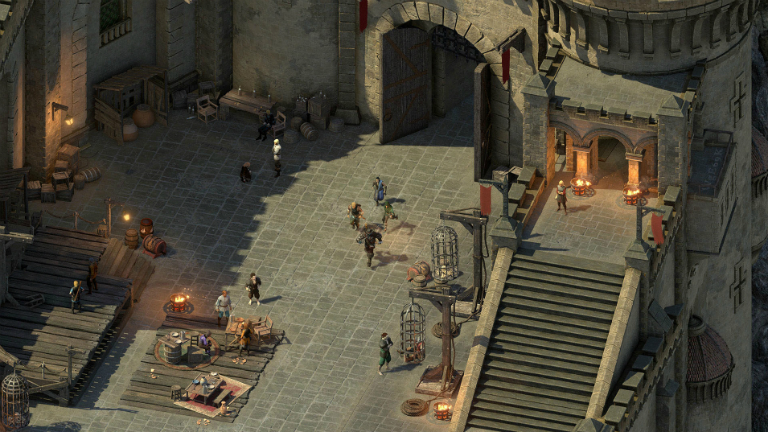 Pillars of Eternity 2: Deadfire скриншот