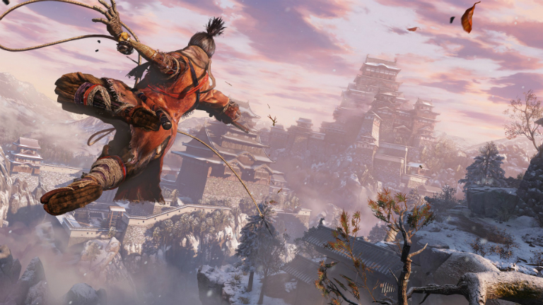 Sekiro: Shadows Die Twice арт E3 2018