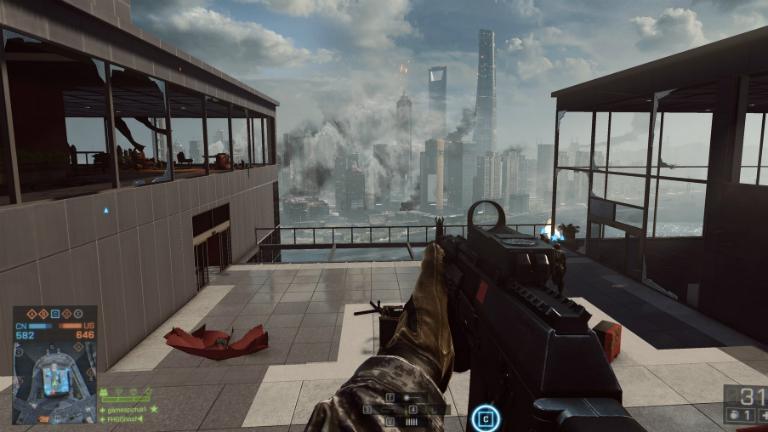 Battlefield 4 скриншот