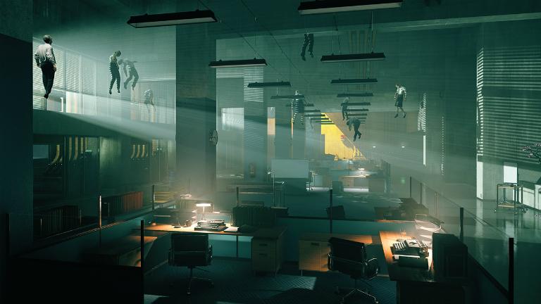 Control скриншот E3 2018