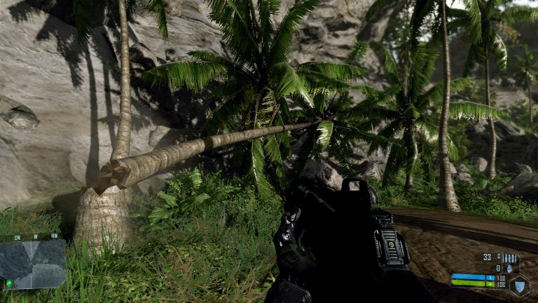 Crysis скриншот