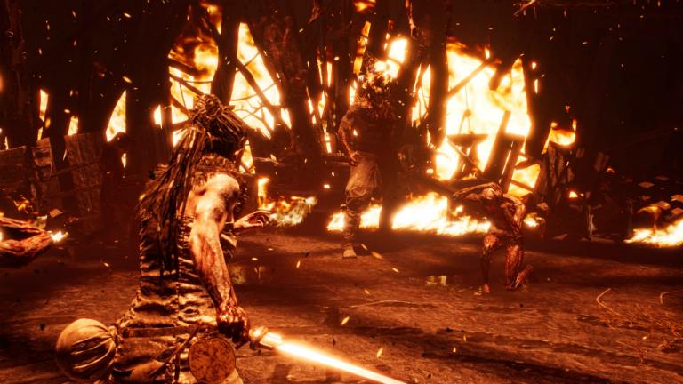 Hellblade: Senua's Sacrifice скриншот