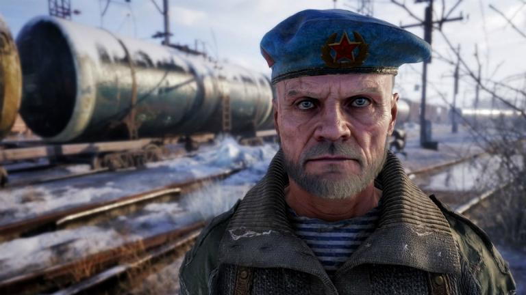 Metro: Exodus скриншот E3 2018