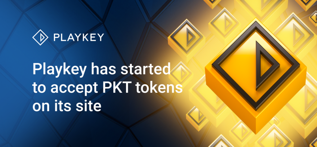 Playkey payment