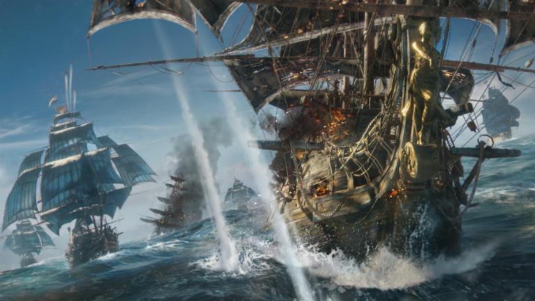 Skull and Bones скриншот E3 2018