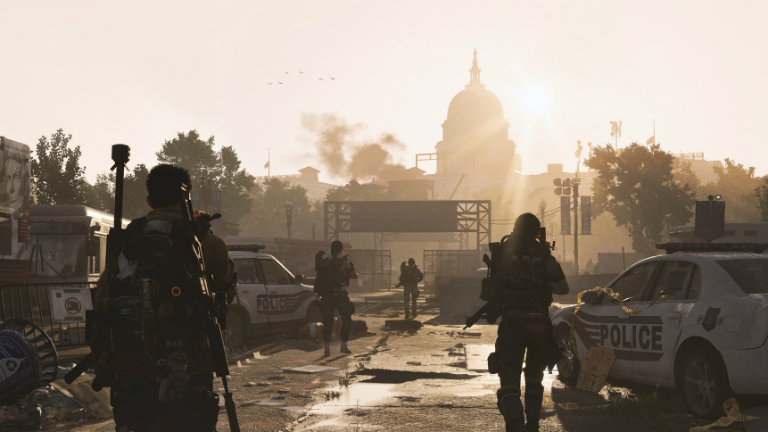 The Division 2 скриншот