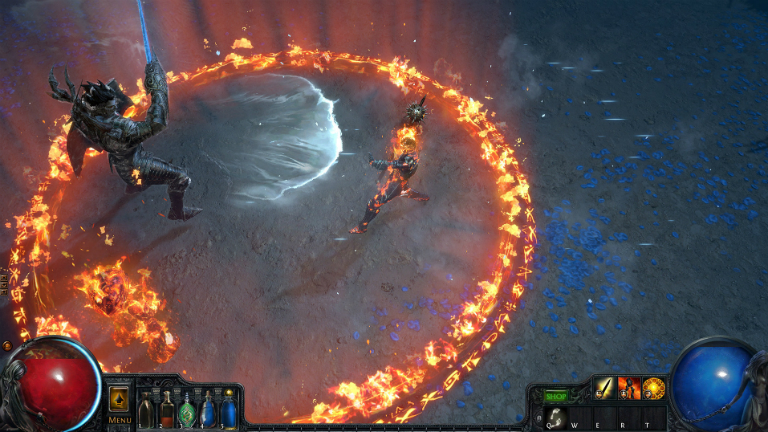 Path of Exile скриншот