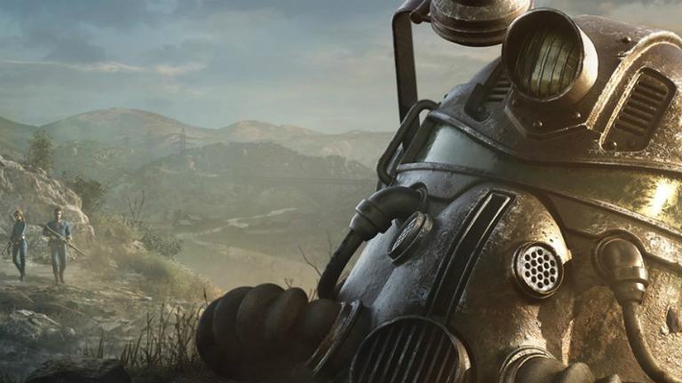 Fallout 76 арт