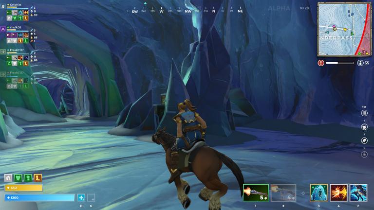 Realm Royale скриншот