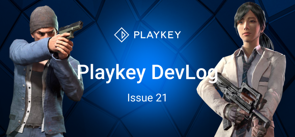 Devlog Issue Twenty One