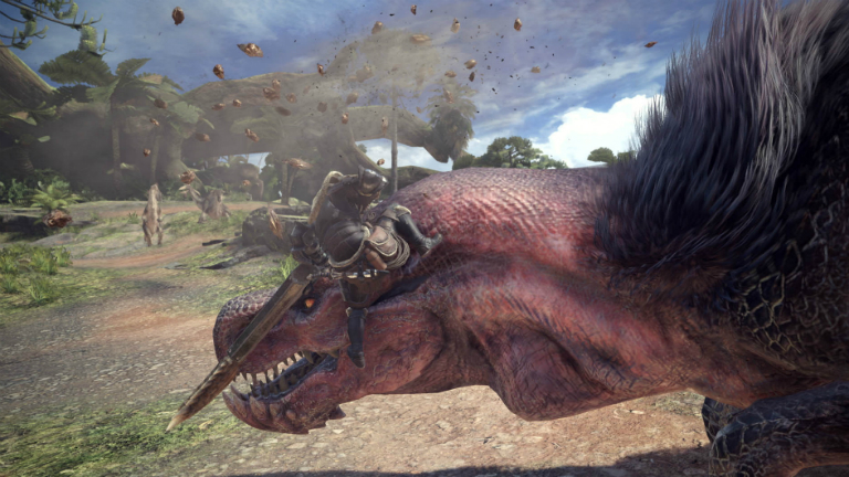 Monster Hunter: World скриншот игры