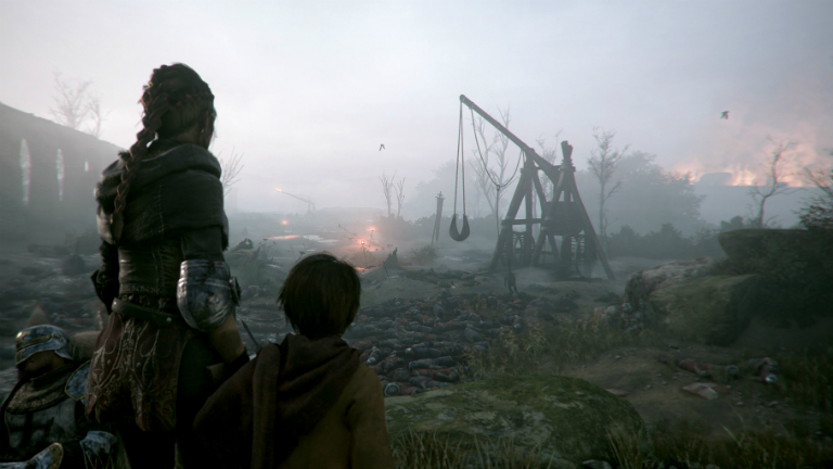 A Plague Tale: Innocence скриншот