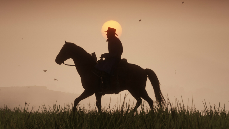 Red Dead Redemption 2 скриншот